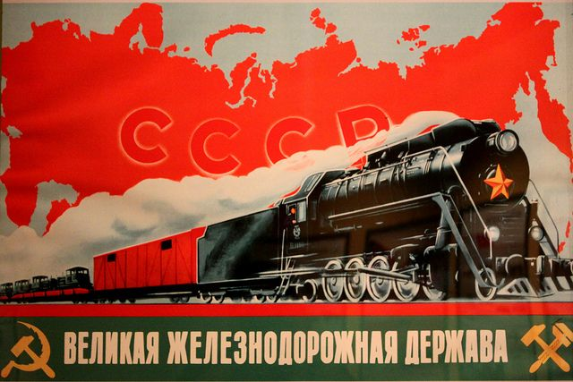 trans siberian railroad posters   Recent Photos The Commons Getty Collection Galleries World Map App ...
