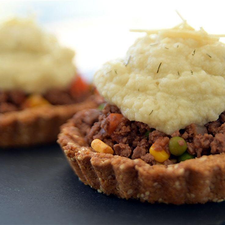 Try this cauliflower cottage pie recipe by Kim Beach for a balanced dinner. With cauliflower