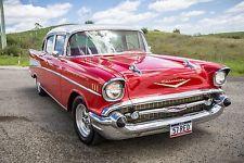 1957 Chevrolet Belair 4 Door