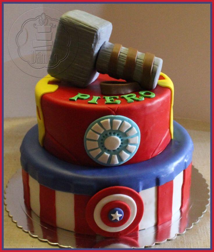 25 Best Ideas About Torta De Thor On Pinterest Pastel