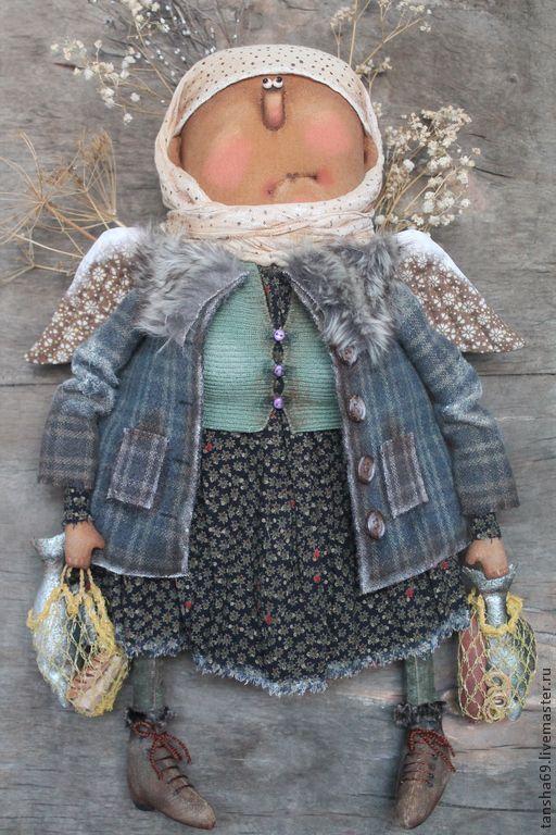 Кормилица! - разноцветный,текстильная кукла,ароматизированная кукла,интерьерная кукла