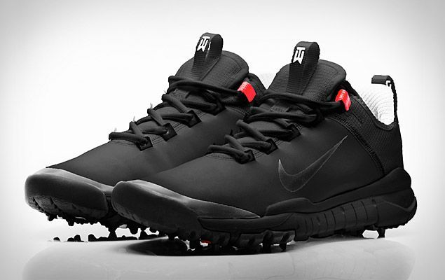 NIKE FREE TIGER WOODS PROTOTYPE GOLF SHOES #GolfShoes