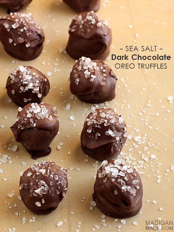 89 best Truffles images on Pinterest | Desserts, Candies ...