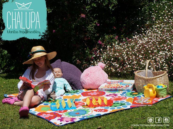 Lo mejor del verano! Mantas impermeables para disfrutar en la playa, parques, campo...
