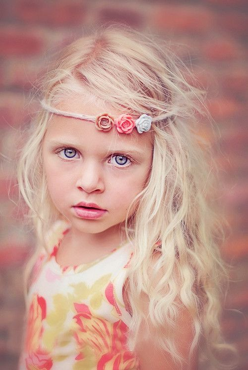 1000 Images About Girl S Hair On Pinterest Flower