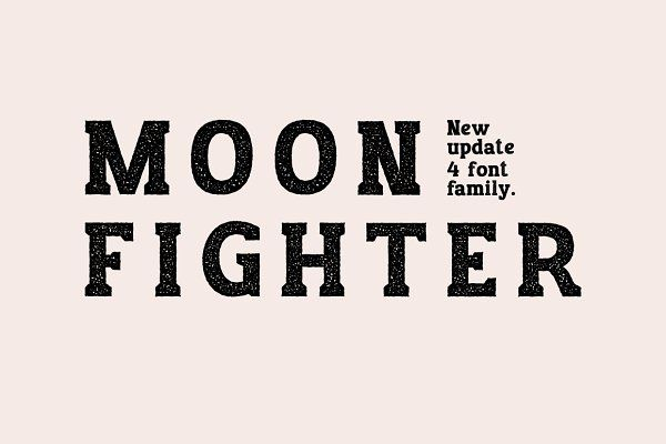 NEW UPDATE_MOON FIGHTER by Ijemrockart on @creativemarket