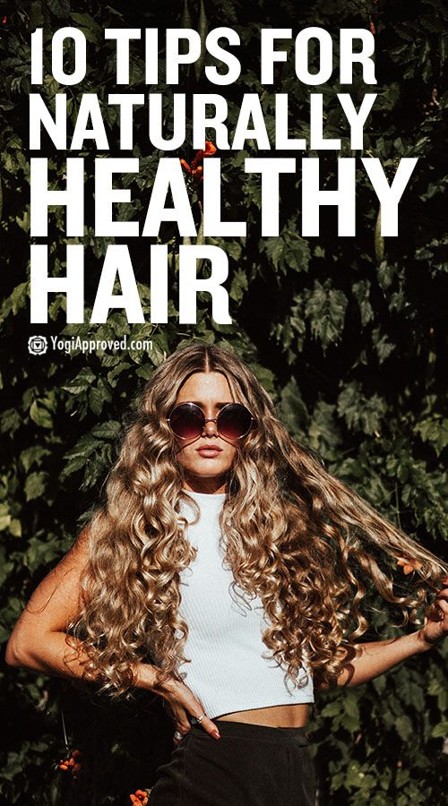 After I Destroyed My Hair, These Are 10 Tips I Used to Promote Healthy Hair Growth