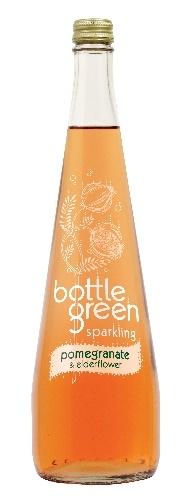 Bottle Green: A Bottle Green, criada em 1989, é das fábricas mais antigas do Reino Unido. A soda pouco doce tem sabor acentuado (e amargo) de romã, equilibrado com a presença da flor de sabugueiro