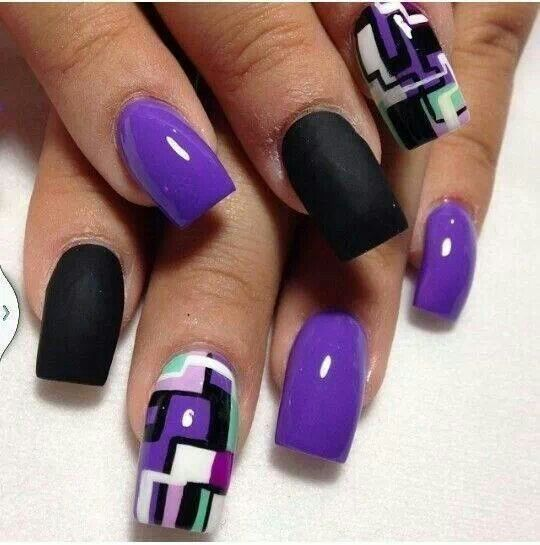 64 Best HOLIDAY NAILS Images On Pinterest