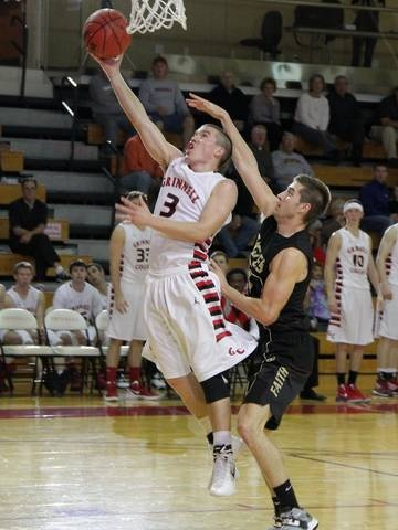 Grinnell College (Iowa)'s Jack Taylor scores 138 points in one game