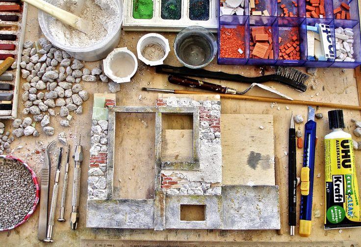 Feldbahn, Modellbau, Verwitterung, Bauanleitung, Modellbaufotos, Fotos, Marcel Ackle, Blog, Diorama,
