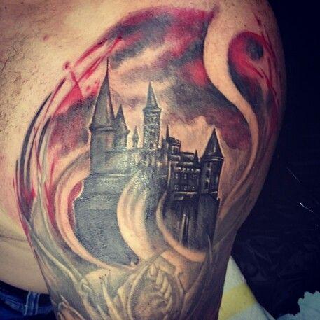 Tattoo stage 5