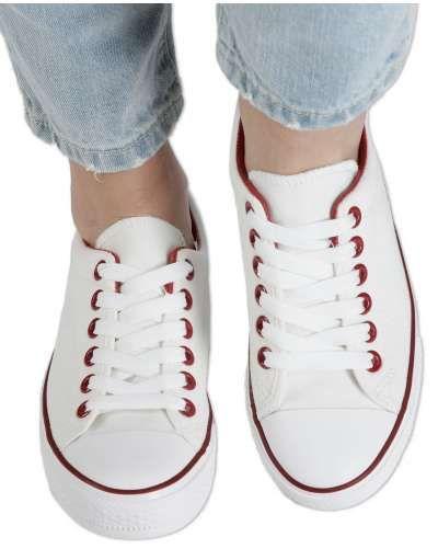ΝΕΕΣ ΑΦΙΞΕΙΣ :: Sneakers Classic Line Polo Red - OEM