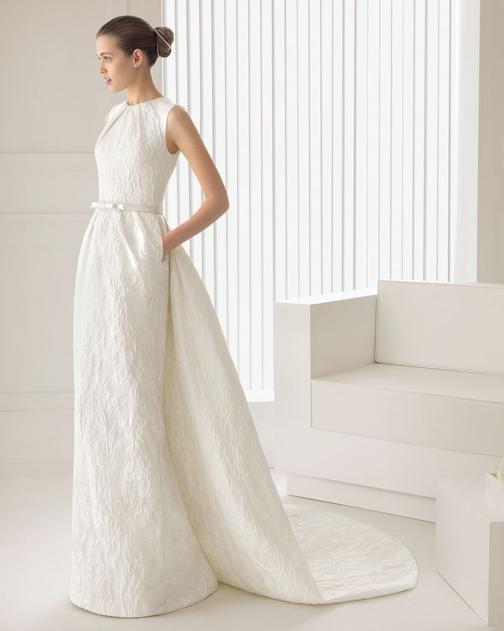 Sinfonía - Rosa Clará 2015 Bridal Collection