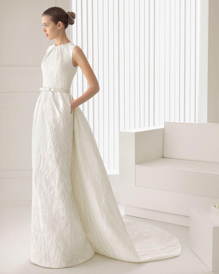 Sinfonía - Rosa Clará 2015 Bridal Collection