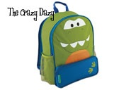 Stephen Joseph Personalized Kids Backpacks--PRE-ORDER--(arriving approx. July 1st**)--New! DINO SIDEKICK BACKPACK--fill out form below to have item personalized--#3413