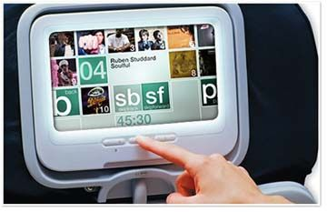 in flight entertainment - Google Search