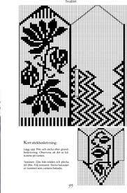 solveigs vantar - Google otsing  skandinaviskt färgstickning mönsterstickning vantar blommor