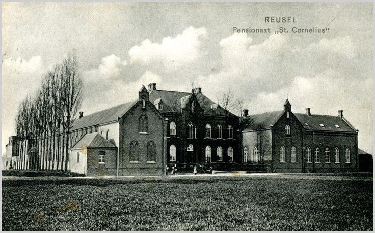 St. Cornelius gesticht, Wilhelminalaan Auteur: niet vermeld - 1900 - 1940