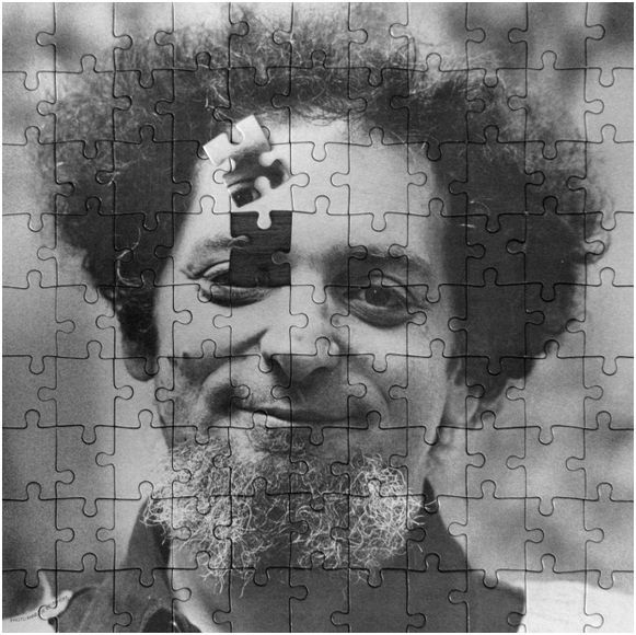 The jigsaw puzzle, a mental and physical assembly of fragments, Georges Perec