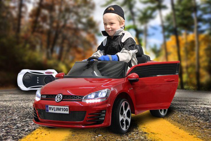 Ride on Car VW Golf GTi Art.-Nr. 460217/18