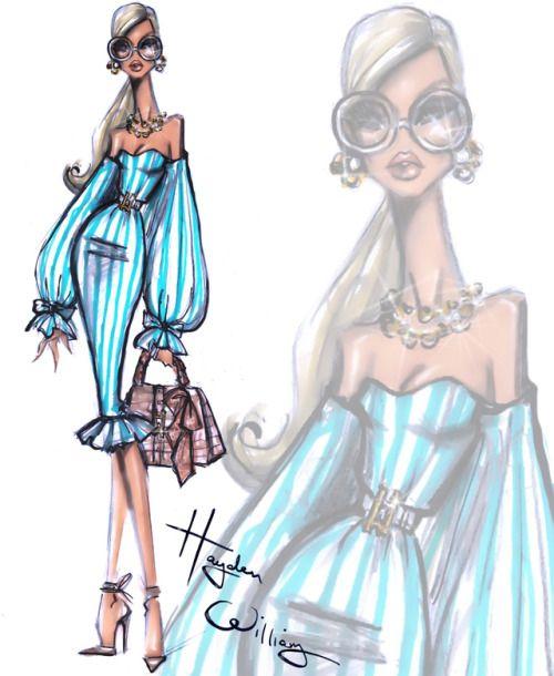 Riviera Chicby Hayden Williams: Look 1