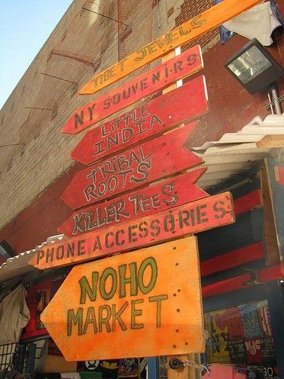 The Noho Market