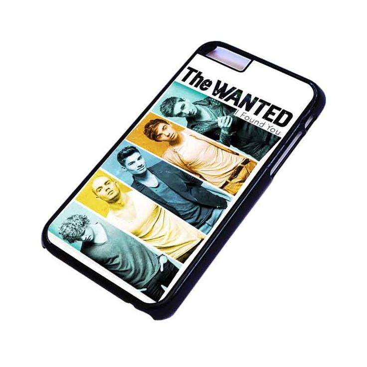 THE WANTED iPhone 6 Case – favocase