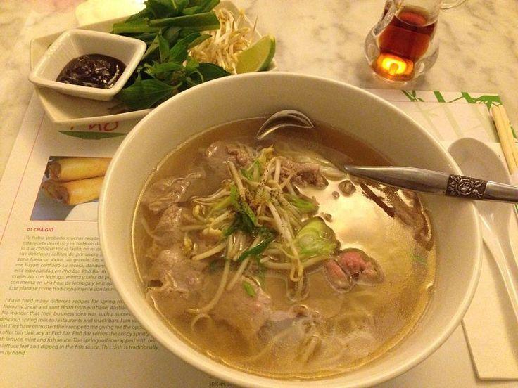 Pho Bar, comida vietnamita de calidad en Barcelona
