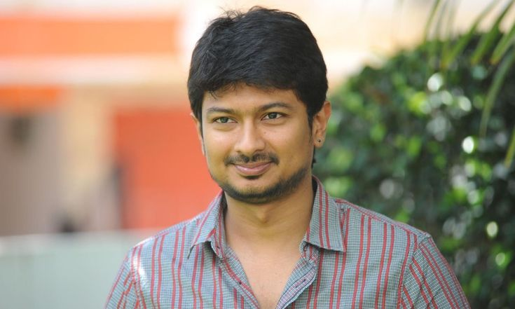 Actor Udhayanidhi Stalin Photo Gallery