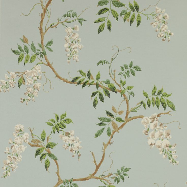 Alderney Wallpaper - Cowtan Design Library by Colefax and Fowler.