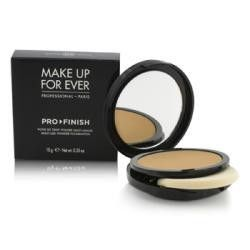 Make Up For Ever Pro Finish Multi Use Powder Foundation - # 165 Pink Camel --10g-0.35oz By Make Up For Ever