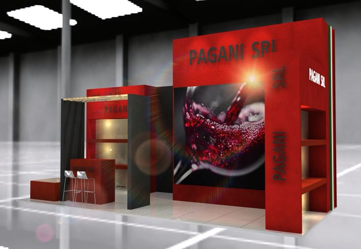 Oltre 1000 idee su Stand Fieristici su Pinterest  Stand espositivi, Exhibition stand design e ...