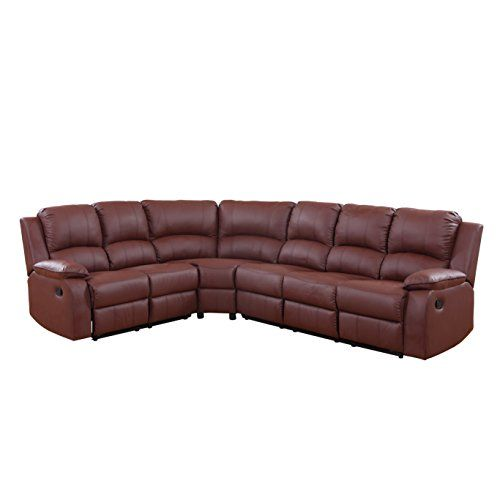 Cool Top 10 Best Leather Sectionals Furniture Living Room Of 2018 Reviews