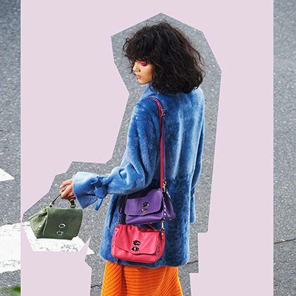 デイリースタイルを彩るニューイットバッグ