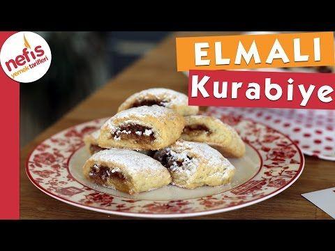 Elmalı Rulo Kurabiye Tarifi Videosu - Nefis Yemek Tarifleri