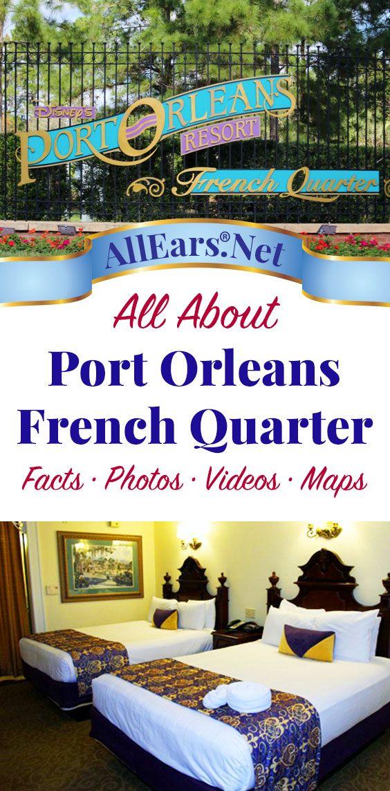 All About Disney's Port Orleans French Quarter Resort | Walt Disney World Hotel | AllEars.net | AllEars.net