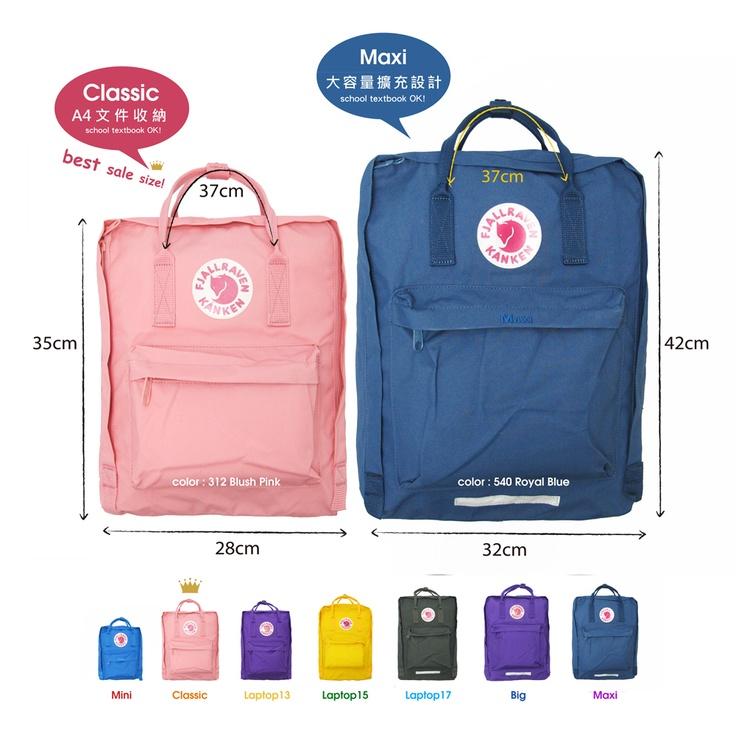 fjallraven kanken backpack maxi