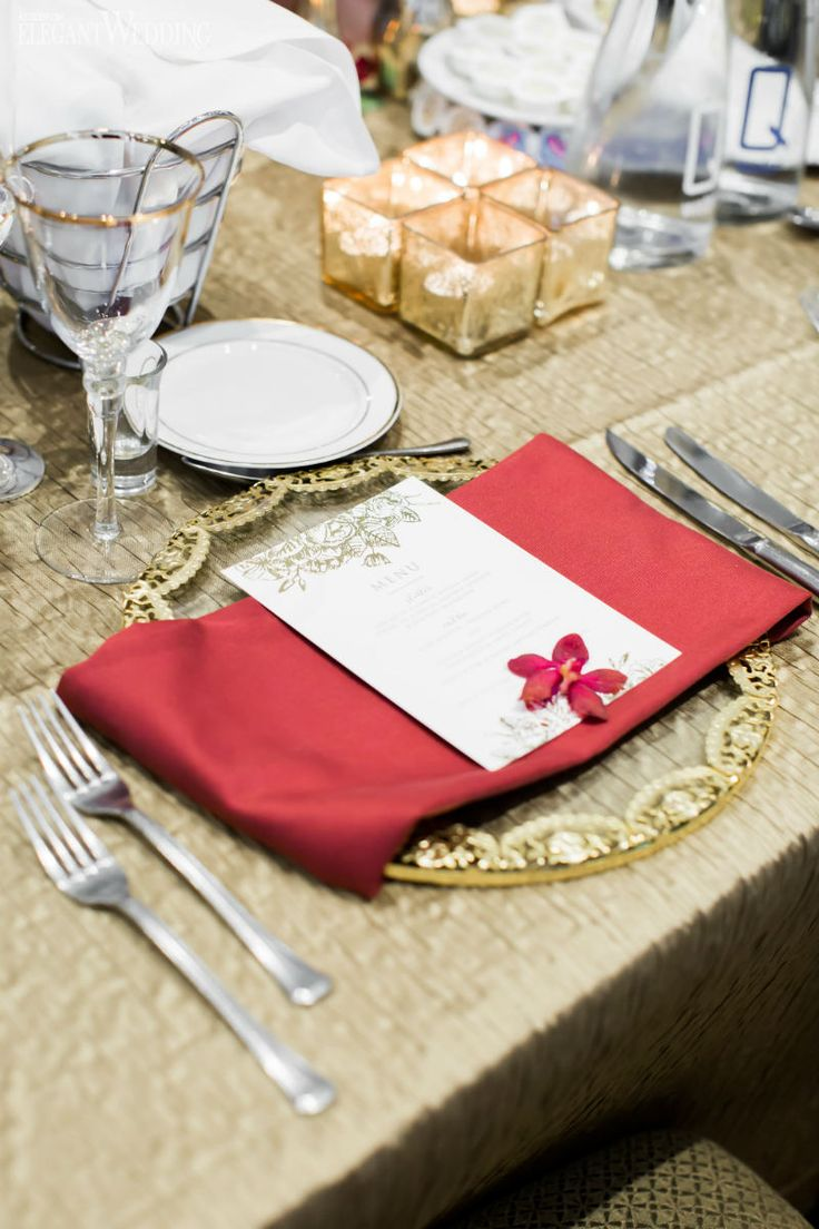 Ideas about gold chargers wedding on pinterest