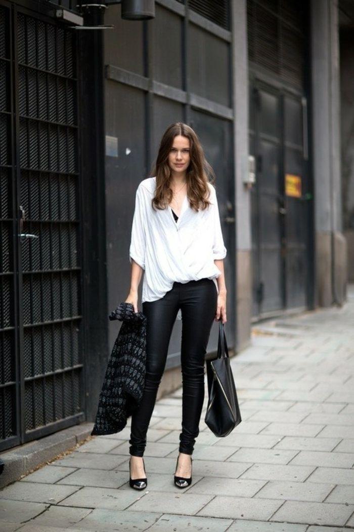 Conosciuto 114 best Abbigliamento casual chic images on Pinterest | Casual  XX09