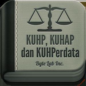 UU Hukum KUHP KUHAP KUHPerdata
