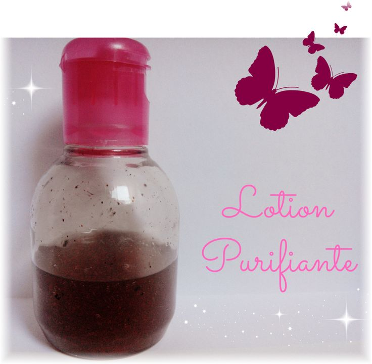 Lotion gélifiée purifiante à l'acide salicylique