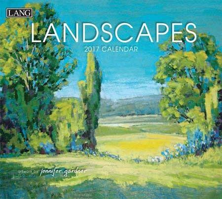 Landscapes 2017 Wall Calendar , 17991001941 | Lang