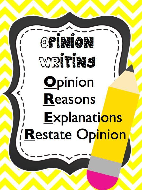 Opinion Writing UnitOreo Anchor Chart, Anchor Charts, Oreo Moon Phases ...