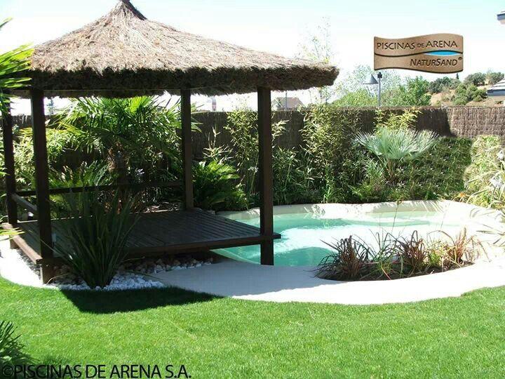 145 best images about paisajismo patios y piscinas en On diseno de piscinas en espacios pequenos