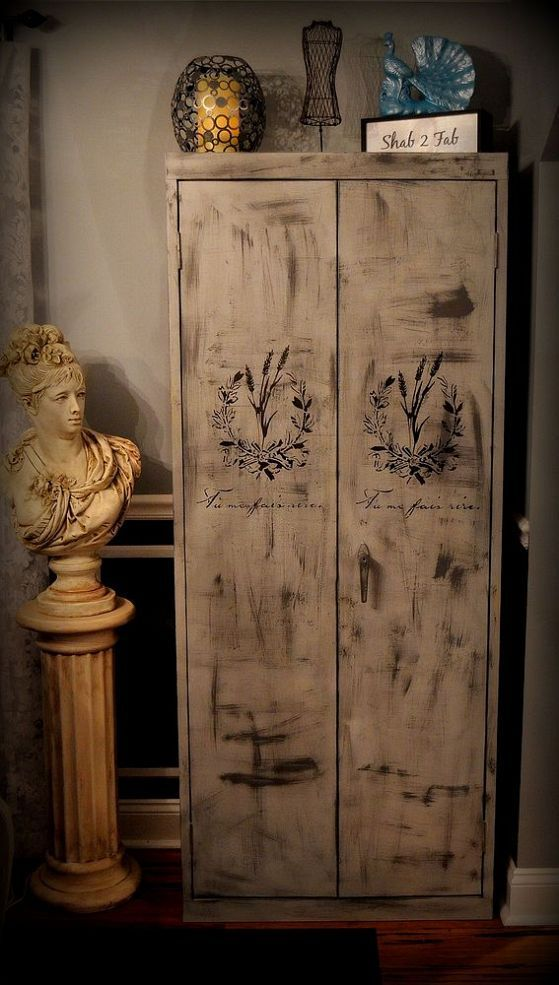 25 Best Ideas About Painting Metal Cabinets On Pinterest