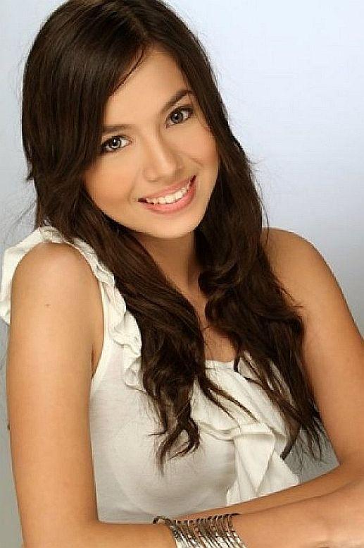 Filipina celebrity teenage virgin girl