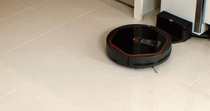iCLEBO Arte Vacuum Cleaner & Floor Mopping Robot :: Gadgetify.com