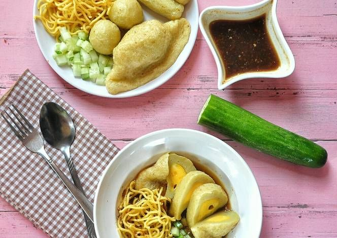 Pempek Dos ( hanhanny cookpad )
