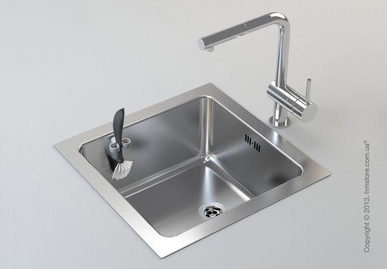 Универсальный магнитный кухонный держатель Magisso Kitchen Dish Brush Holder - функциональная и долговечная инновация от Magisso, которая раз и навсегда решает проблему хранения щетки для мытья посуды на вашей кухне. Уникальная запатентованная магнитная система позволяет чрезвычайно легко установить Kitchen Dish Brush Holder за несколько секунд на любую раковину без единого инструмента.